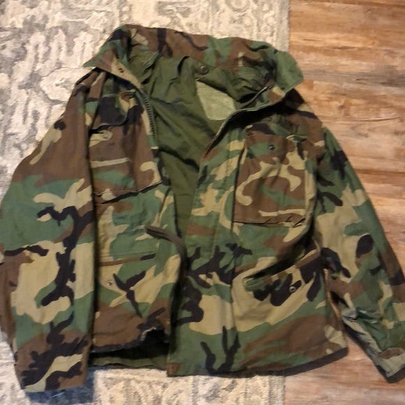 b235f8e5702cd united states military Jackets & Coats | Vintage Military Cold ...